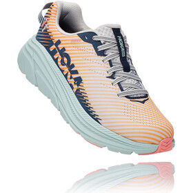 Hoka One One Rincon 2 Running Shoes Women lunar rock/black iris